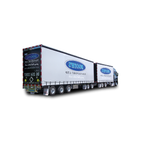 Curtainsider Trailers