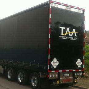 5 Axle RBC/Curtainsider